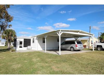 Okeechobee County Single Family Home For Sale: 2607 SE 38th Trail