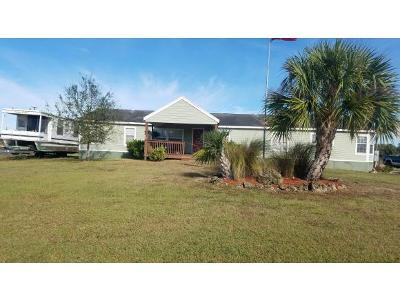 Okeechobee County Single Family Home For Sale: 19783 NW 282nd Street