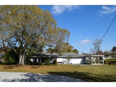 Okeechobee County Single Family Home For Sale: 4233 SE 29th Court