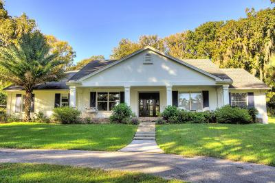 Ocala Farm For Sale: 8390 NW 60 Avenue