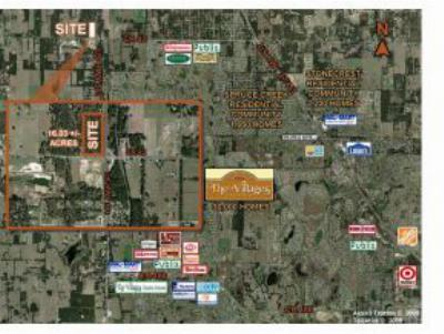 Summereffield, Summerfield, Summerfield Fl, Summerfiled Residential Lots & Land For Sale: S Us Highway 301