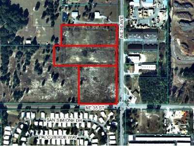 Ocala Residential Lots & Land For Sale: NE 36 Avenue