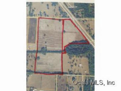 Residential Lots & Land For Sale: NE Highway 27