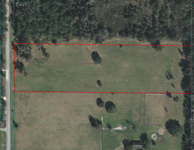 Reddick FL Residential Lots & Land For Sale: $185,000
