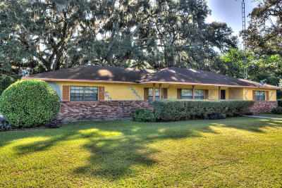 Ocala Farm For Sale: 9205 NW 80 Avenue