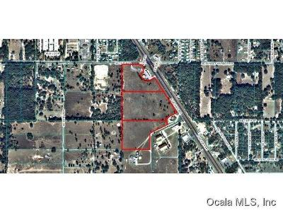 Summereffield, Summerfield, Summerfield Fl, Summerfiled Residential Lots & Land For Sale: 14950 S Highway 441