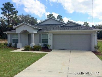 Single Family Home Sold: 4931 SW Jonquil Court
