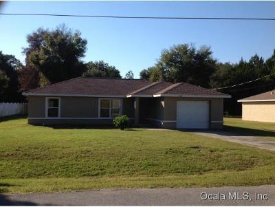 Single Family Home For Sale: 1422 NW 110 Ct