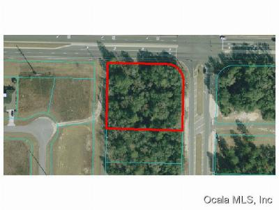 Ocala Residential Lots & Land For Sale: SW Highway 484/Marion Oaks Crse