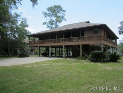 Steinhatchee Single Family Home For Sale: 222 Granger Road