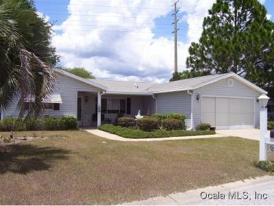 Spruce Creek So Single Family Home For Sale: 10653 SE 174 Loop