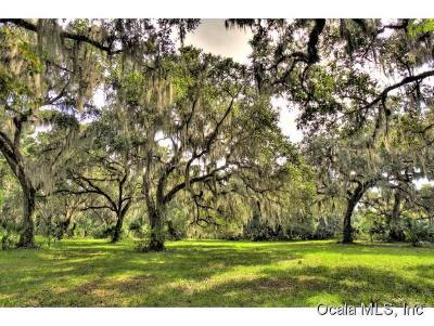 Citra FL Residential Lots & Land For Sale: $2,775,000