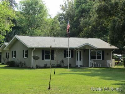 Micanopy Single Family Home For Sale: 101 NW 3 Avenue