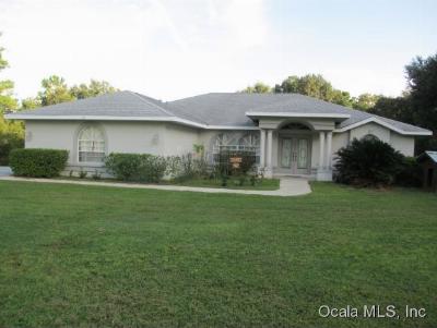 Ocala Single Family Home Sold: 13 Wintergreen Way