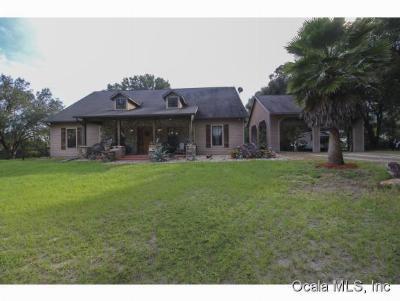 Ocala Farm For Sale: 10451 NW 21 Street