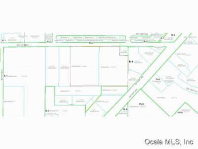 Ocala Residential Lots & Land For Sale: 9050 SW 105 Street