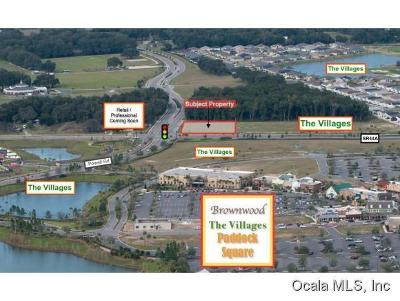 The Villages Residential Lots & Land For Sale: 4856 County Road 44a Null
