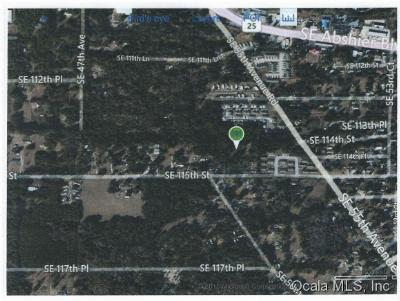 Belleview Residential Lots & Land For Sale: 5031 SE 115th Street