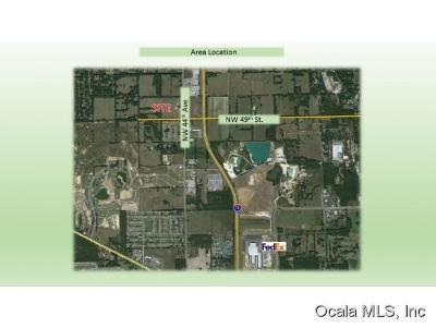 Residential Lots & Land For Sale: 5110 NW 44th