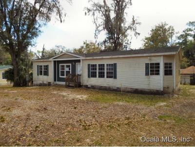 Ocala FL Mobile/Manufactured Sold: $40,500