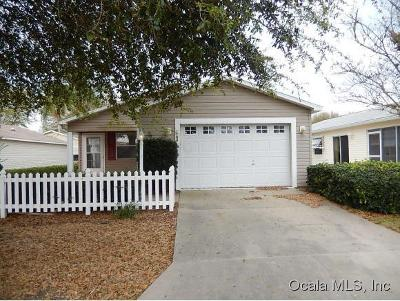 The Villages FL Condo/Townhouse Sold: $120,000