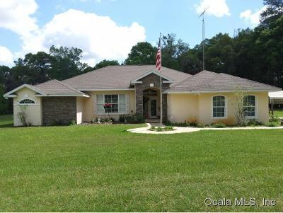 Single Family Home Sold: 16625 NW Gainesville Road