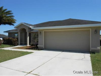 Belleview FL Single Family Home Sold: $149,600