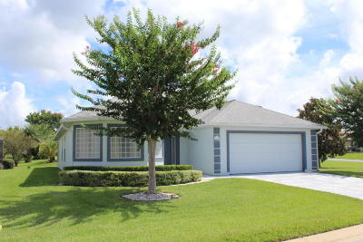 Summerfield FL Single Family Home For Sale: $189,900