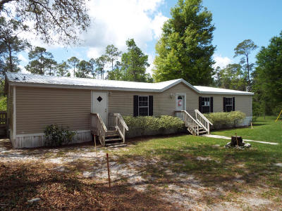 Silver Springs FL Single Family Home Sold: $80,650