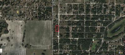 Dunnellon FL Residential Lots & Land Sold: $6,000