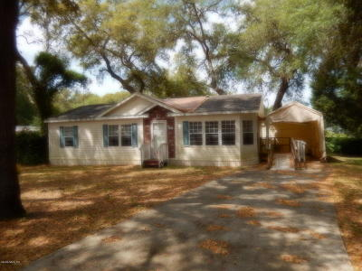 Silver Springs FL Mobile/Manufactured Sold: $38,000