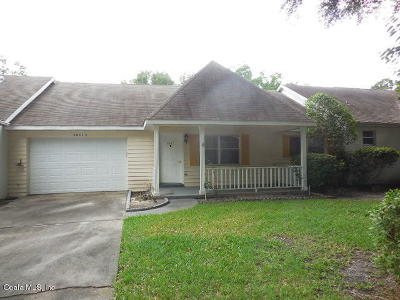 Ocala FL Single Family Home Sold: $54,000