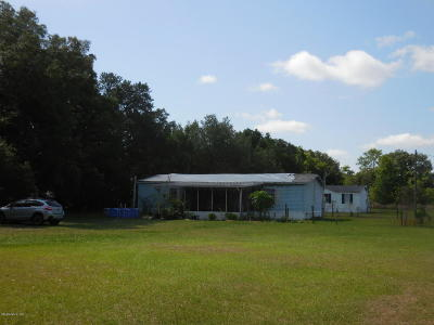 Ocala FL Single Family Home Sold: $79,000