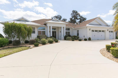 The Villages FL Single Family Home Sold: $1,250,000
