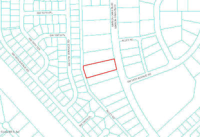 Citrus County, Levy County, Marion County Residential Lots & Land For Sale: Marion Oaks Boulevard