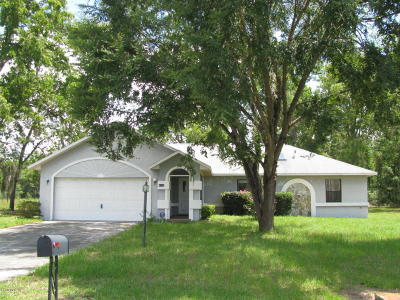 Single Family Home Sold: 4311 SW 142nd Street Rd.