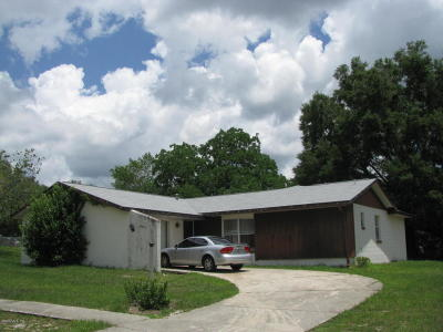Single Family Home Sold: 14709 SW 39th Cir