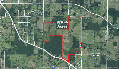 Ocala Residential Lots & Land For Sale: 7330 NW 225 Highway