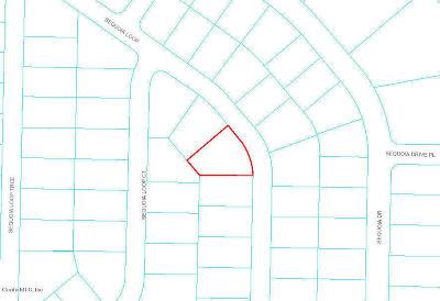 Slvr Spgs Sh N, Slvr Spgs Sh E, Slvr Spgs Sh S Residential Lots & Land For Sale: Sequoia Loop