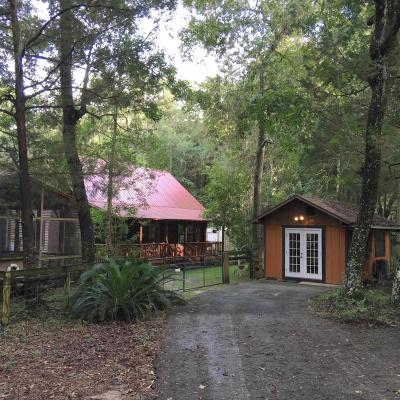 Williston Single Family Home For Sale: 16350 NE 53rd Lane