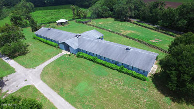 Reddick Farm For Sale: 13200 NW 32nd Court