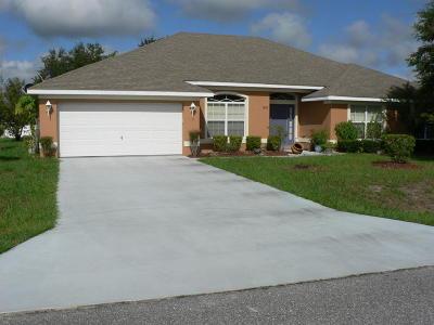 Ocala Single Family Home For Sale: 9898 SW 56th Avenue