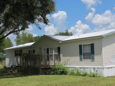 Mobile/Manufactured Sold: 18805 NW Highway 335