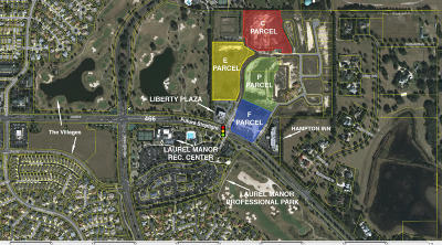 The Villages Residential Lots & Land Pending: Hwy 466 & NE 62 Terrace