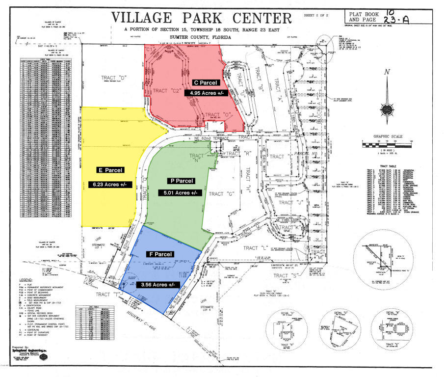 Map Of The Villages Florida.Hwy 466 Ne 62 Terrace The Villages Fl Mls 506575 Scott