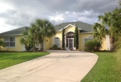 Dunnellon Single Family Home For Sale: 19521 SW 77th Place
