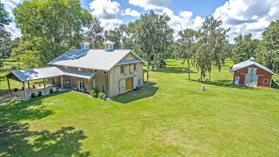 Ocala Farm For Sale: 6450 NW 90th Street