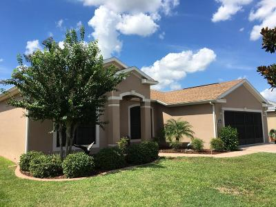 Ocala FL Single Family Home For Sale: $254,900