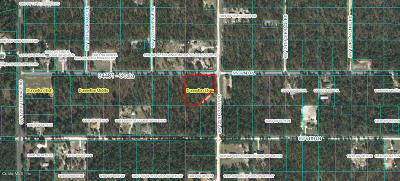 Residential Lots & Land Sold: Corner SW 62nd Place & SW 125th Court Road