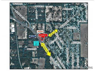 Belleview Residential Lots & Land For Sale: 11695 SE Us Highway 441